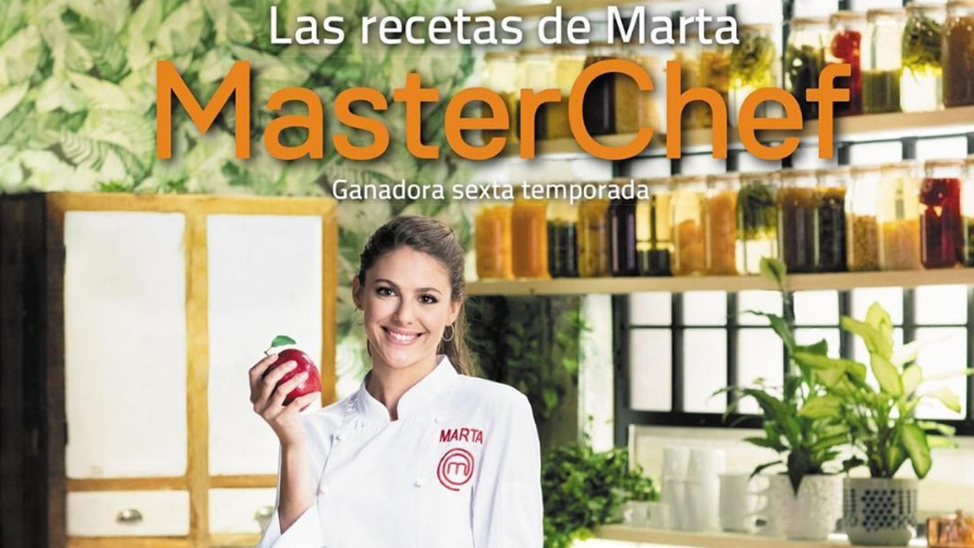 """Amigas y Conocidas - Marta, ganadora de Masterchef 6: """"Este triunfo me sabe a macarons"""""""