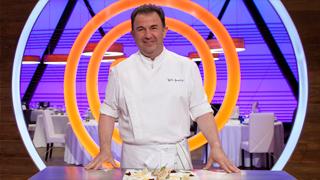 MasterChef 3 - Martín Berasategui, magia en las cocinas