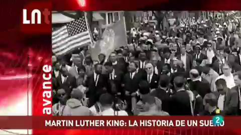 La noche temática - Martin Luther King: La historia de un sueño - avance