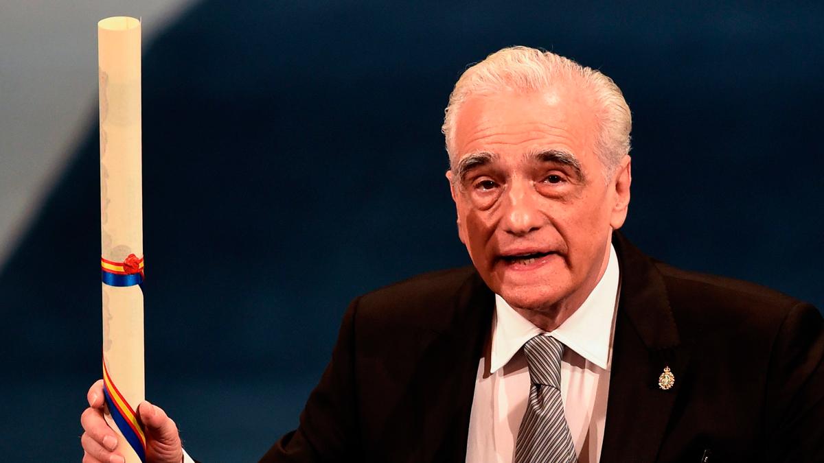 """Martin Scorsese: """"Al arte se le margina como si no fuera esencial para la vida"""""""