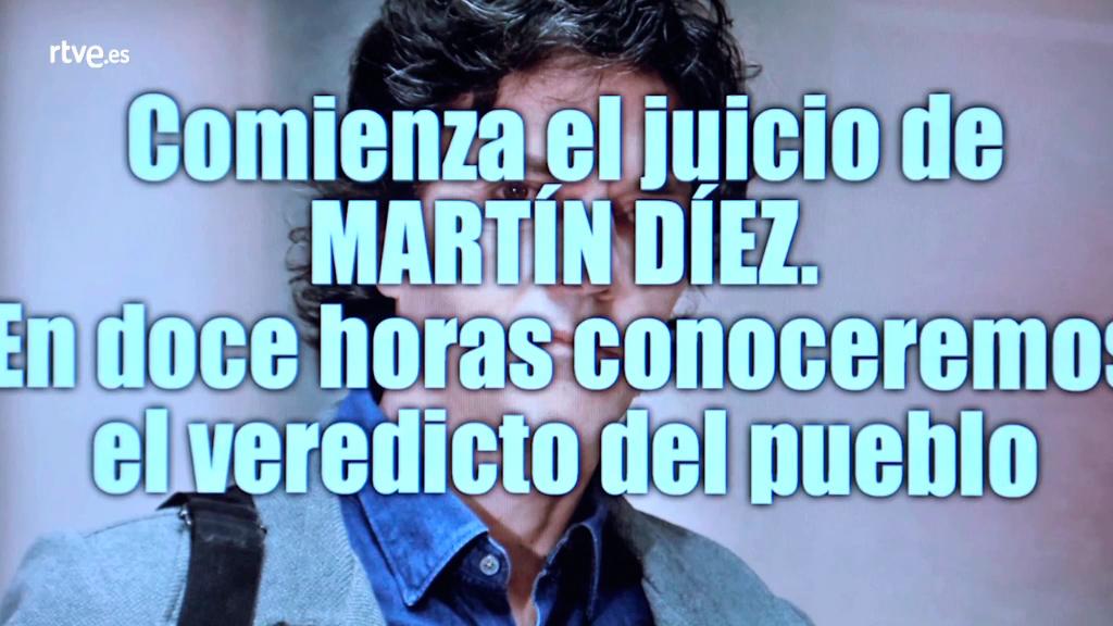 Servir y proteger - Martín, siguiente víctima de Verdugo 98
