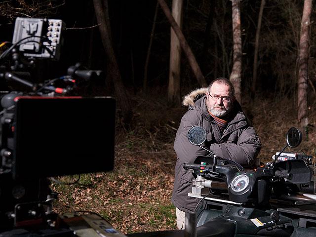"""Martínez Moreno: """"Lobos de Arga' tiene todo lo que tiene que tener una buena película de acción"""""""