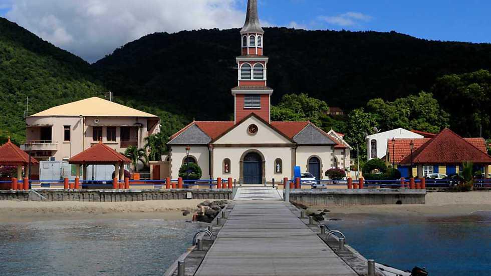 Españoles en el mundo - Martinica