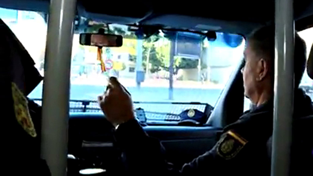 Más de 100 policías velarán por la seguridad en el Sevilla - Atlético