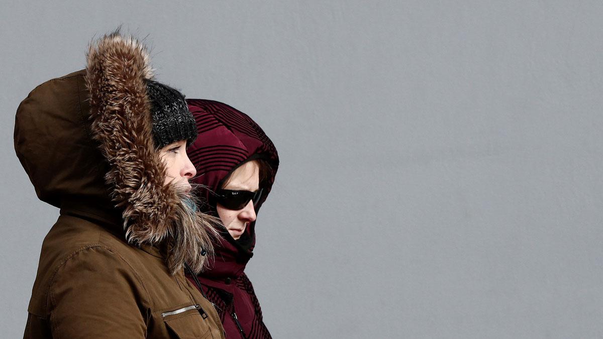Más de 30 provincias españolas en alerta por la ola de frío