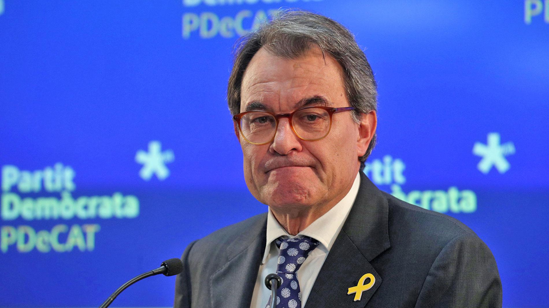 """Mas asegura que CDC ya pagó """"un precio muy alto"""" tras conocer la sentencia del Palau"""