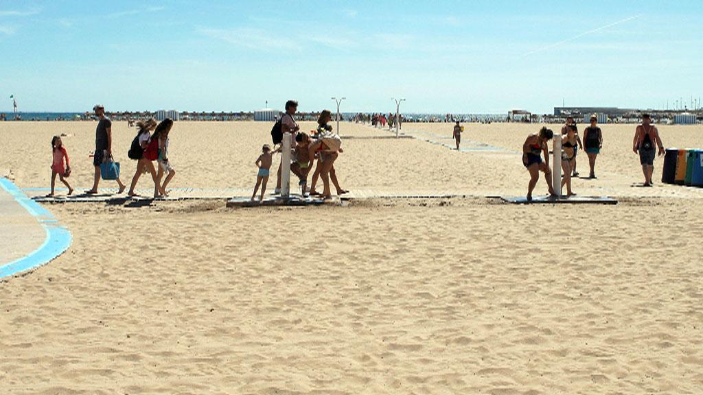 Más calor y tormentas en Extremadura, Sistema Central y Cantábrico