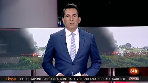 Más de cien muertos al estrellarse un avión cerca del aeropuerto de La Habana