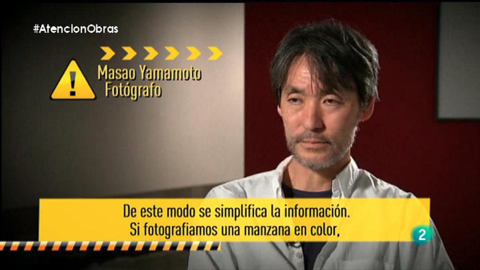 Atención obras - Masao Yamamoto, fotógrafo poético