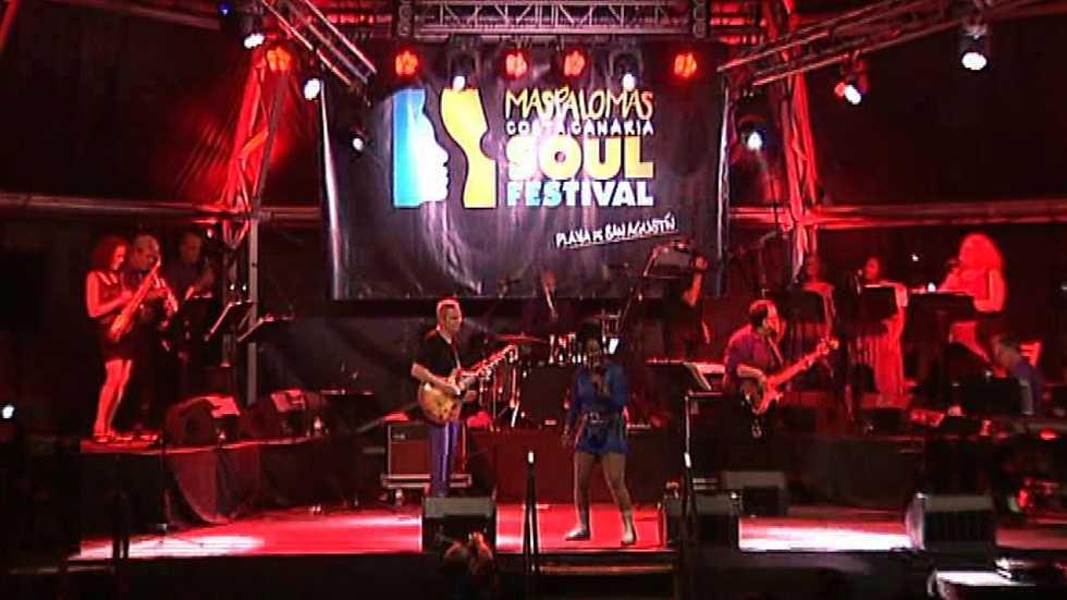 Maspalomas Soul Festival 2016