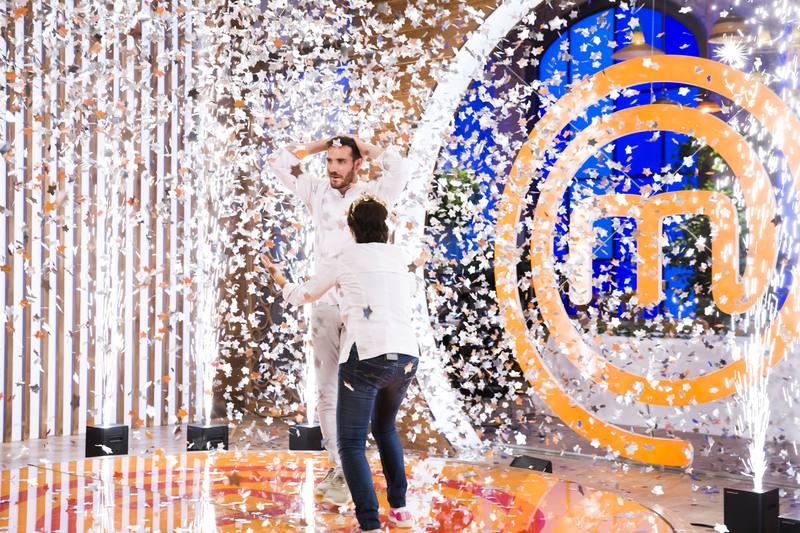 'MasterChef Celebrity¿ cerró su segunda temporada con una media de 2.832.000 espectadores y 23,5% de cuota