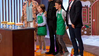 MasterChef Junior 5 - Miguel y Lukas regresan a las cocinas