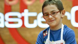 MasterChef Junior - Aimar, 8 años. 4º de primaria (Vizcaya)