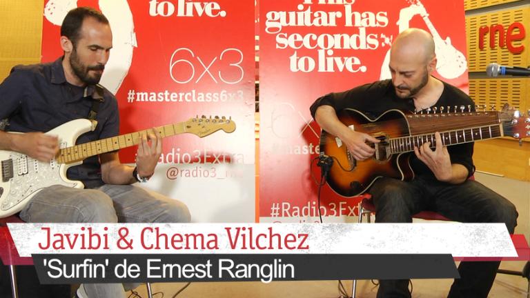 Masterclass 6x3 - Jam con Javibi y Chema Vilchez - 02/11/16