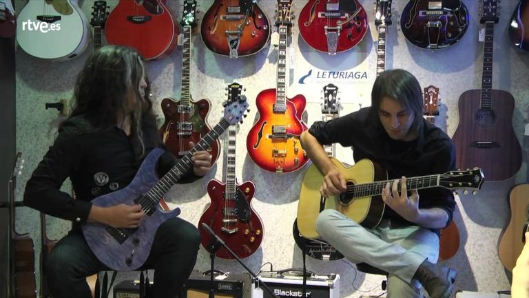 Masterclass 6x3 - Miguel Rivera & Pablo Salinas Jam Session - 03/03/17