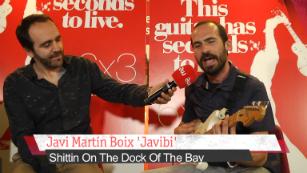 Masterclass 6x3 - Reggae sentado en el muelle de la bahía con Javibi - 24/10/16