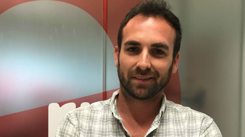 El matemático y divulgador Santiago García Cremades