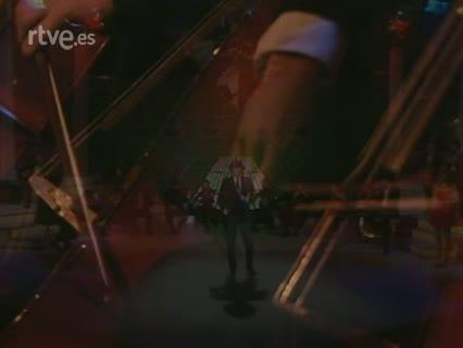 Aplauso - Materiales sin montar de la actuación de Camilo Sesto