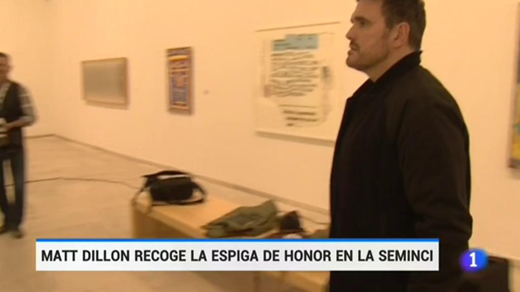 Matt Dillon está en la Seminci de Valladolid