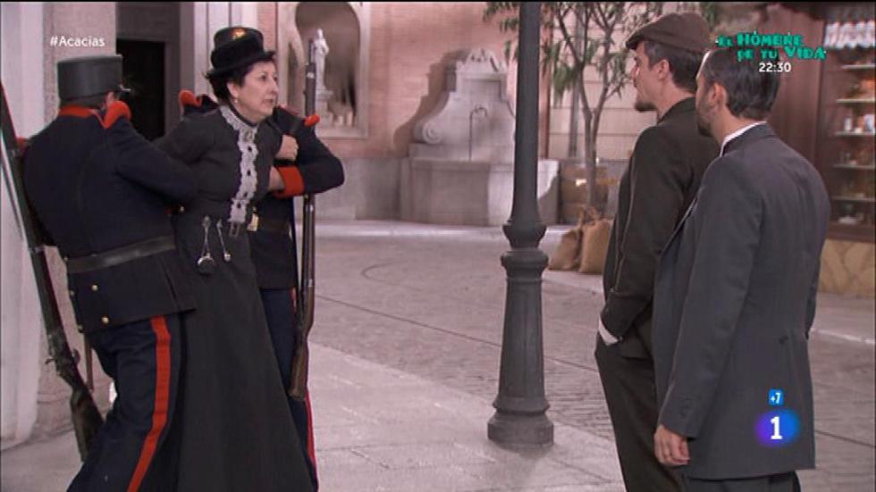 Acacias 38 - Mauro detiene a Úrsula