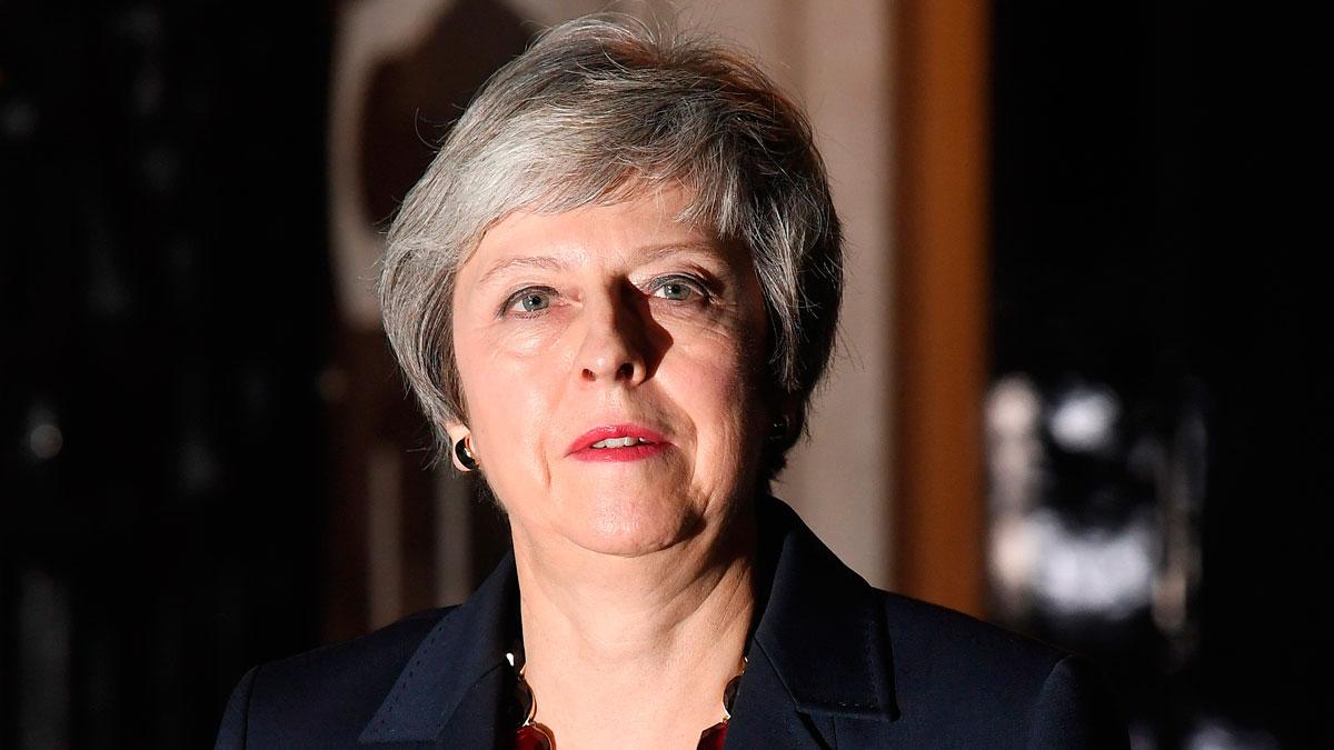 May logra el respaldo de su gabinete para el preacuerdo con Bruselas para el 'Brexit'