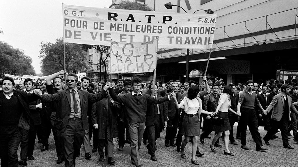 Informe Semanal - Mayo del 68, el mes imposible