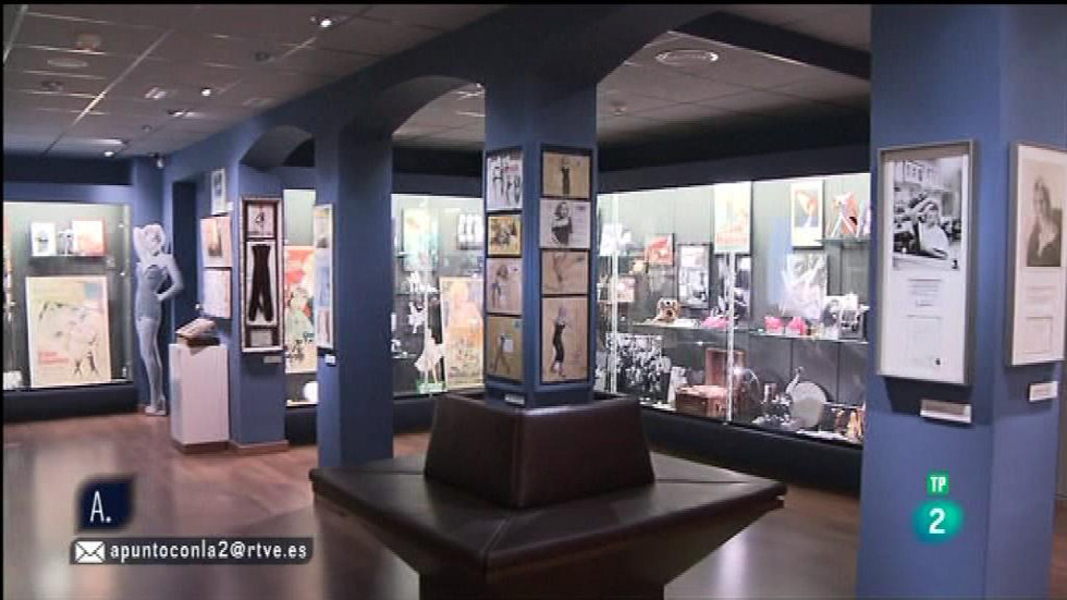 A punto con La 2 - Colecciona en La 2: La mayor colección privada sobre Mailyn Monroe