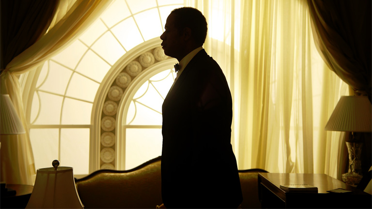 El mayordomo de la Casa Blanca triunfa en la taquilla estadounidense