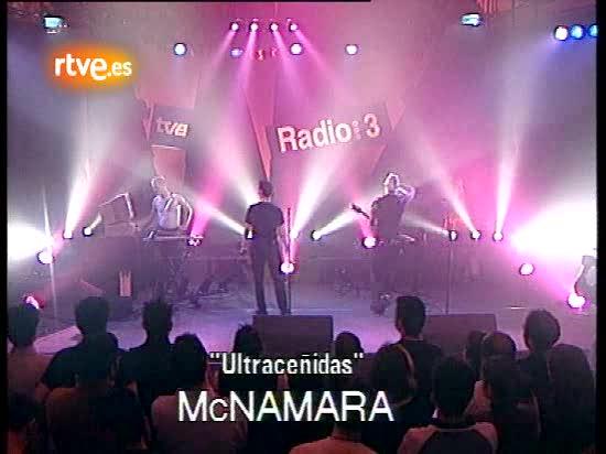 Los conciertos de Radio 3 - Fabio McNamara 'Ultraceñidas'