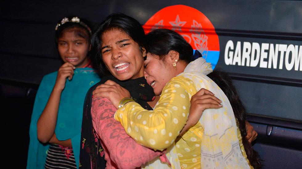 Medio centenar de muertos en un atentado suicida en Lahore, en Pakistán