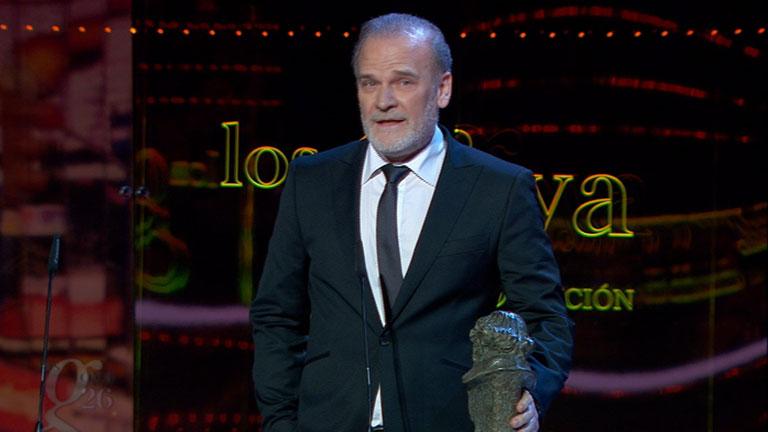 Mejor actor secundario - Premios Goya 2012