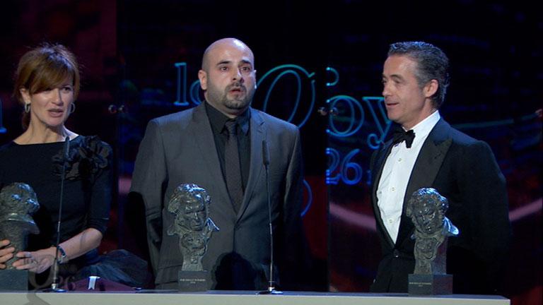 Mejor maquillaje - Premios Goya 2012