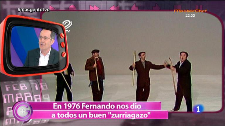 Más Gente - Fernando Esteso regresa a los escenarios