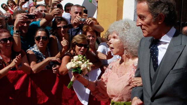 La mañana de la 1 - Los mejores momentos de la boda de la duquesa de Alba