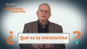 La Aventura del Saber. TVE. La universidad responde: ¿Qué es la melatonina?. Universidad de Granada