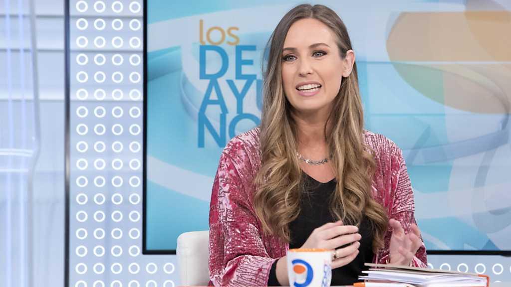 Los desayunos de TVE - Melisa Rodríguez, portavoz adjunta de Ciudadanos en el Congreso