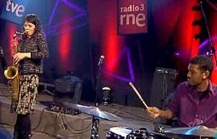 Los conciertos de Radio 3 - Melissa Aldana