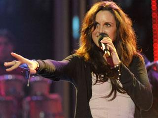 """Destino Eurovisión - Melissa canta """"Diamonds"""""""