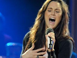 """Destino Eurovisión - Melissa canta """"Sueños rotos"""""""