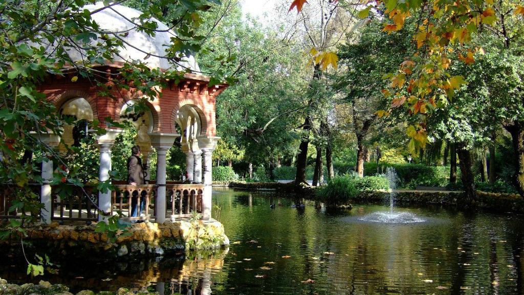Parques, jardines y otros oasis urbanos