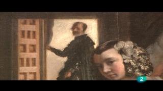 La mitad invisible - Las Meninas de Diego Velázquez