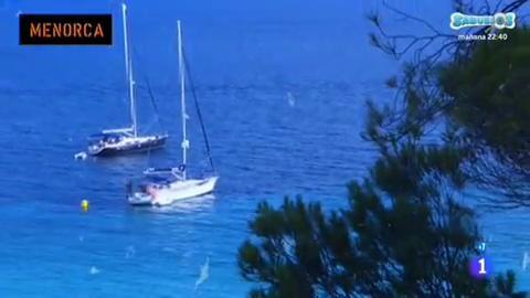 Comando al sol - Un verano de altos vuelos - Menorca