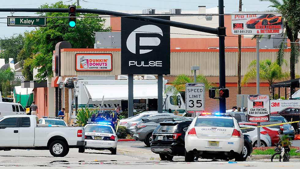 Al menos 50 muertos en un tiroteo en Orlando