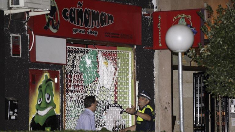 Al menos cinco heridos por una explosión en el madrileño barrio de Carabanchel