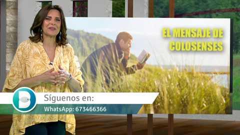 Buenas noticias TV - El mensaje de Colosenses