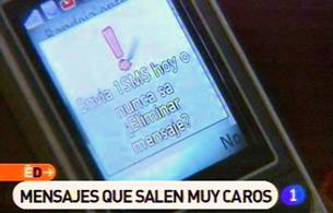 España Directo - Mensajes que salen muy caros