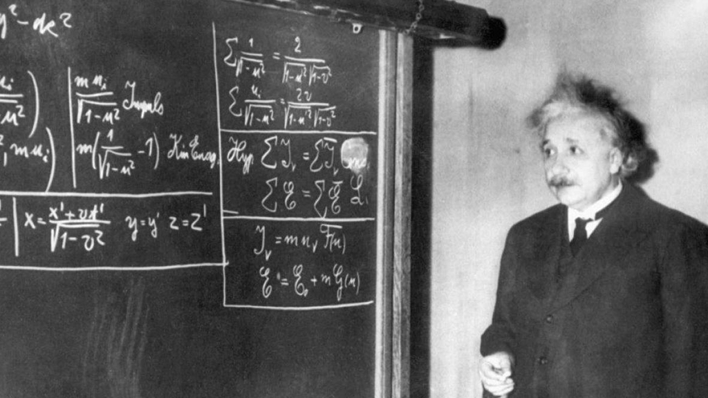 Documenta2 - En la mente de Einstein