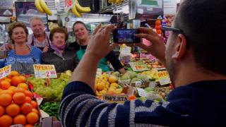 Aqui La Tierra - De mercado en mercado