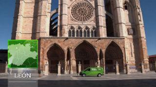 Aquí la tierra - El mercado de la Plaza Mayor de León
