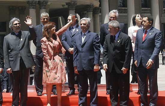 Mercosur condena las elecciones hondureñas